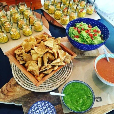 Mexican Salsas and Guacamole