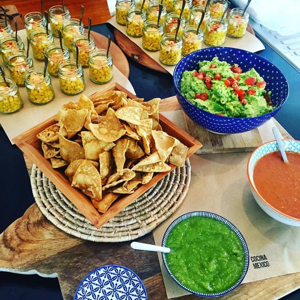 Mexican Salsas and Guacamole
